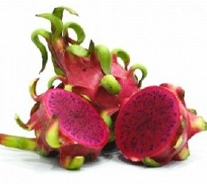 dragon fruit purple
